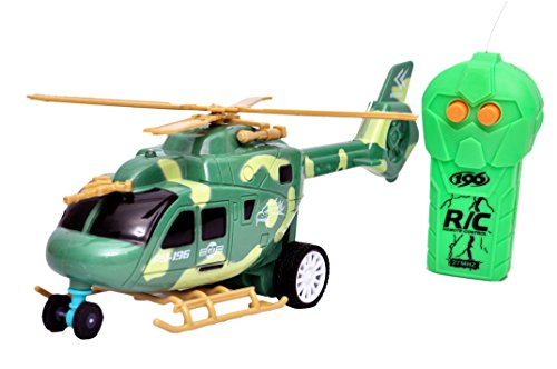 Toyshine 2 Function Remote Control Helicopter Car (Non-flying)  available at amazon for Rs.499