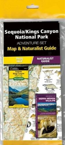 Sequoia/Kings Canyon National Park Adventure Set (Tiere Park National)