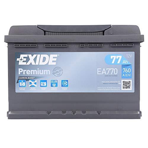 Exide 110 AGM Auto Batteria 80Ah AGM800 EK800