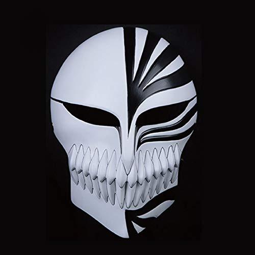 e des Todes Handwerk Kurosaki Aiki Maske Terror Tod D 17.5cmX26cm ()