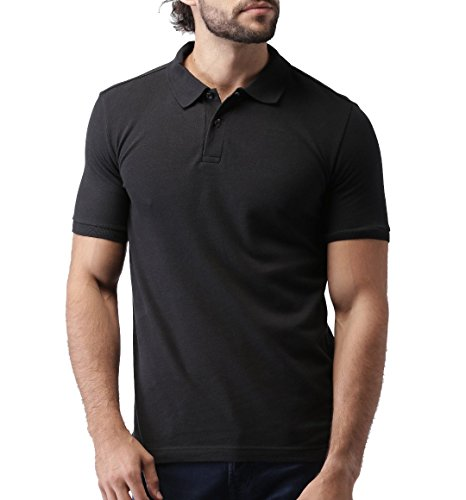 3ebcc9aeb2c Fanideaz Solid Men s Henley Black T-Shirt - Compare With Ease