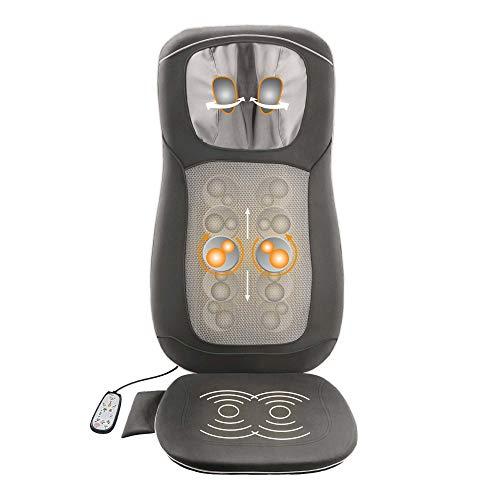 Medisana MC 822 Massagesitzauflage 88922, für entspannende Shiatsu Massage, verschiedene...