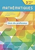 Mathématiques 3e Prépa pro : Livre du professeur