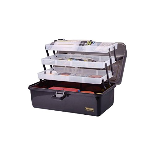 Angelkoffer / Tackle Box 3-Tray Größe XL
