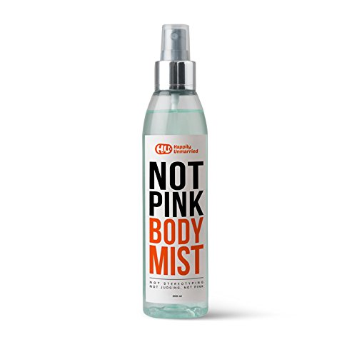 Happily Unmarried Body Mist Not Pink, 200ml