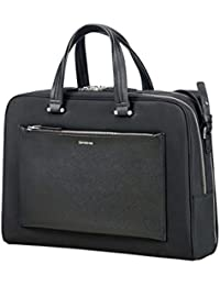 Computer briefcase with inner pockets Bailhandle 15.6'' Zalia