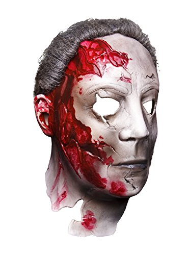 Michael Myers Halloween 2 Maske aus Latex (Mit Halloween Myers Michael)