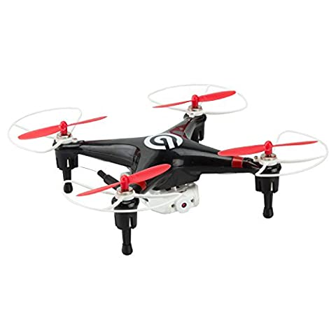 NINETEC Spyforce1 Video Drohne Live Übertragung Smartphone Foto IOS und Android (Quadrocopter Android)