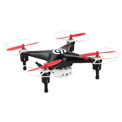NINETEC Spyforce1 - Drone quadricottero per riprese video e foto con trasmissione live su smartphone