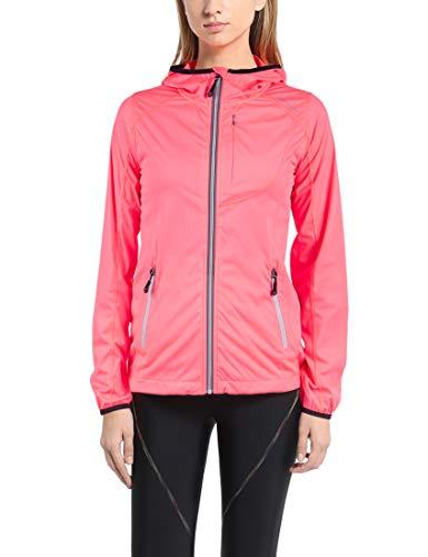 Ultrasport Damen Multi Funktionsjacke Mit Ultraflow 3000 Eldy, Pink, L