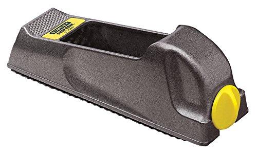 Stanley Surform Blockhobel (umstellbares Blatt, Feinschliffblatt, Blattlänge 140 mm, Gesamtlänge 155 mm) 5-21-399