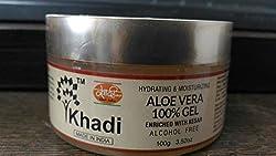 Khadi Aloe Vera 100% Gel 100gm