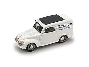 Brumm BM0545 Fiat 500C Furgon Ford 1950 1:43 Modelo Die Cast Mod.