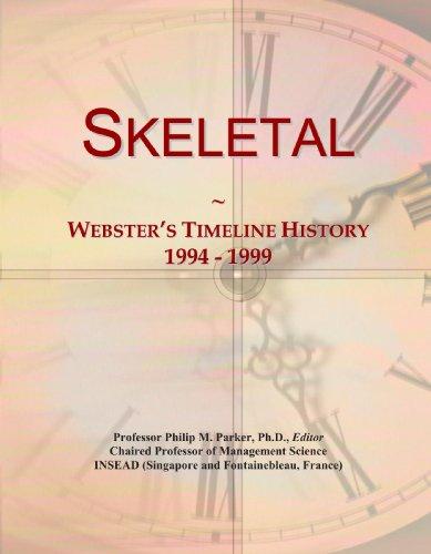 Skeletal: Webster's Timeline History, 1994 - 1999