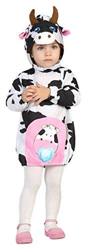 ATOSA 30536 - Kuh, Babykostüm, 0-6 Monate (0 6 Monate Kuh Kostüm)