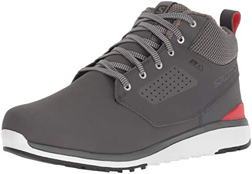 Preisvergleich Produktbild Salomon Utility Freeze CS WP Shoes Herren Magnet / Quiet Shade / high Risk red Schuhgröße UK 9, 5 / EU 44 2018 Schuhe