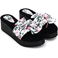 RIGHT ONE Women Stylish Fancy and comfort Trending Wedge Heel Fashion sandal
