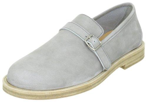 Swedish Hasbeens Driving Shoe 008 Unisex - Erwachsene Halbschuhe Grau (Grey)