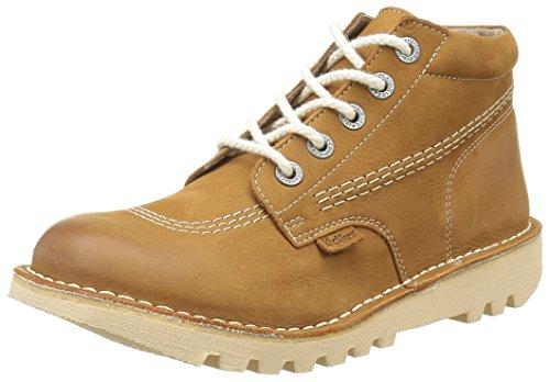 KickersNeorallye - Stivali classici alla caviglia Uomo , marrone (Marrone (Cammello )), 44 EU