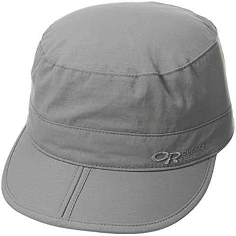 Outdoor Research Radar Pocket Cap, Berretto pieghevole, Uomo, peltro, XL