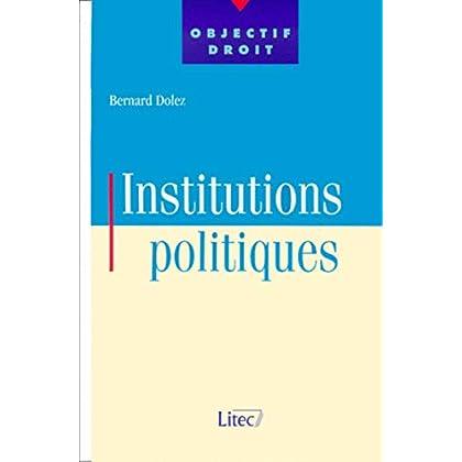 Institutions politiques (ancienne édition)