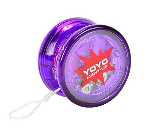 Simba Toys 107230569 - Yoyo Light-up, 3-ordenadas