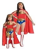 Disfraz de Wonder Woman niña - 3-4 años