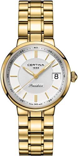 Certina Stella Precidrive C031.210.33.031.00 Montre Bracelet pour femmes Excellente Lisibilité