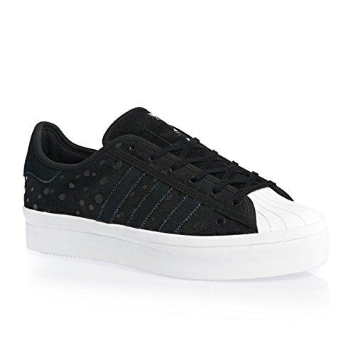 Adidas Superstar Rize W, nero / bianco / punti, 5 Us Schwarz