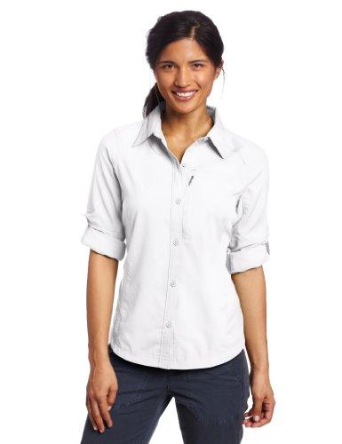 columbia-silver-ridge-camicia-traspirante-a-maniche-lunghe-bianco-100-xl