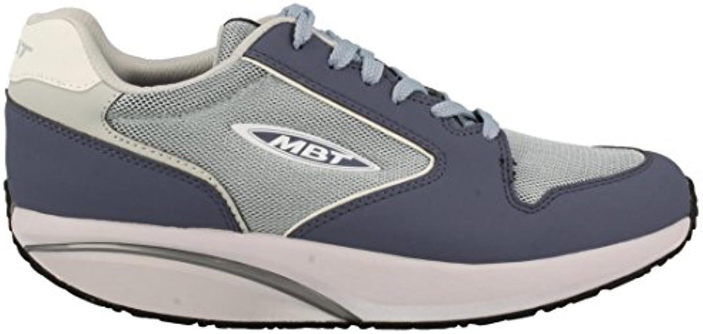 MBT Herren 1997 M Sneaker  Grau