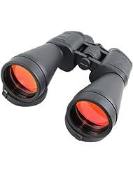 Perrini 20x70 rubí recubierto aguda visión enfoque rápido prismáticos al aire libre de gran calidad