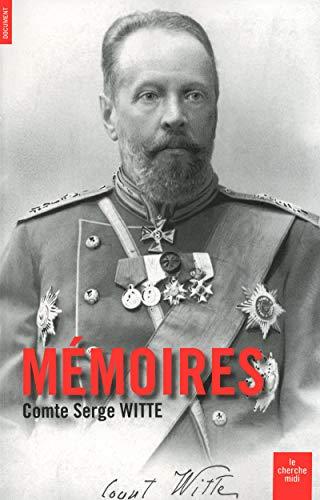 Mémoires par Serge Comte WITTE