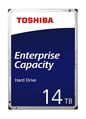 Toshiba Nearline SATA Critical HDD HE 14TB SATA 6GB/S