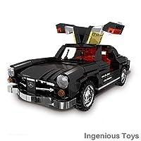 Brixtoys Bay® model creator - The Photipong - classic car / 825pcs construction set #03010