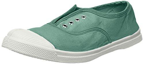 Bensimon F15149C15B - Tennis Elly - Baskets - Femme - Vert (Vert Amande) - 38 EU