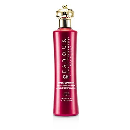 Chi Farouk Royal Treatment Intense Moisture Conditioner (for Dry and Color Trea Ted Hair) 473 ml/16 oz - per la cura dei capelli