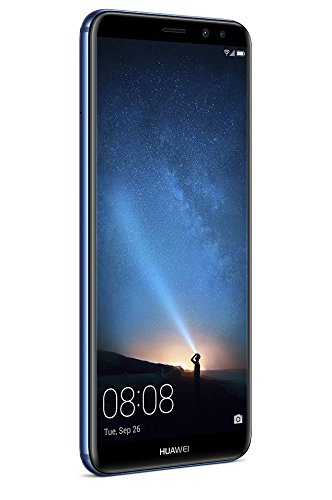 "Huawei Mate 10 Lite SIM doble 4G 64GB Azul - Smartphone (15 cm (5.9""), 64 GB, 16 MP, Android, 7.0 EMUI 5.1, Azul)"