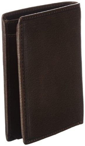 Tom Tailor Acc TOM 12213 Herren Geldbörsen 10x12x1 cm (B x H x T) Braun (braun 29)