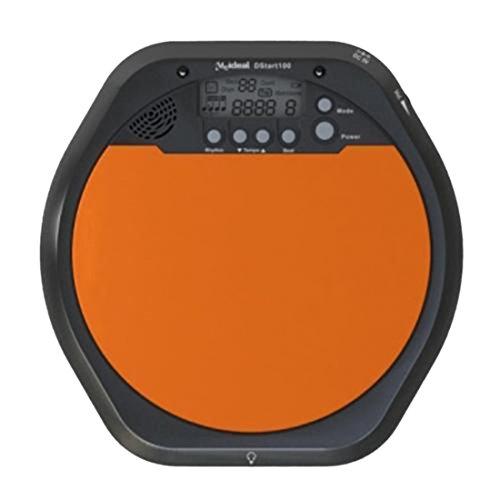 ABS tambor de electrónica digital Formación práctica tambor almohadilla metrónomo DS100praticing Drum Pad