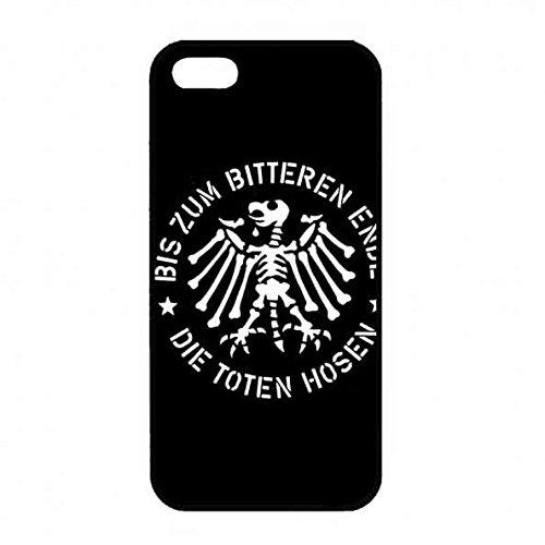 Die Toten Hosen hard design Hülle,Die Toten Hosen iPhone 5/5s Hülle,stylish slim Hülle Handyhülle Alle Access-tote