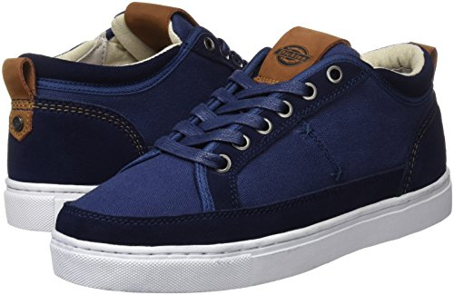 Dickies New Jersey, Sneakers  Homme Bleu (Navy Blue)