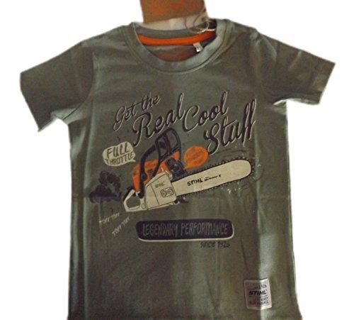 "Preisvergleich Produktbild Stihl T-Shirt Kinder ""Cool Stuff"" Größe 110-116"
