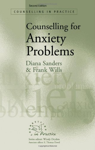 Counselling for Anxiety Problems (Therapy in Practice)