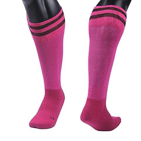 Lian LifeStyle - Chaussette de sport - Femme rose rose M