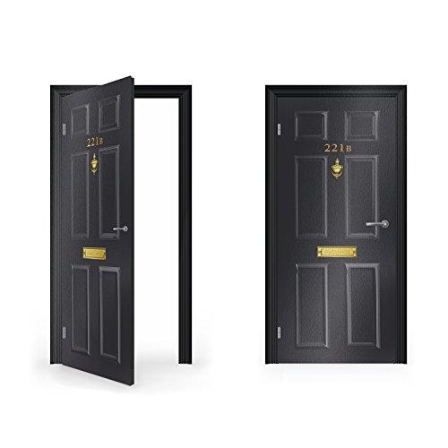 doorwrap-221b-baker-street-sherlock-holmes-pegatina-vinilo-decorativo-para-puerta