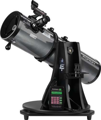 Orion StarBlast 6I IntelliScope Reflector telescopio