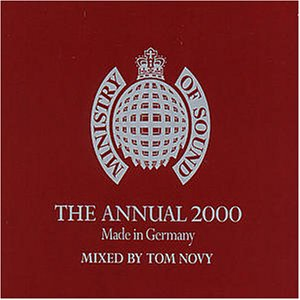 Ministry of Sound: The Annual 2000 - 2001 (mixed by Tom Novy) -