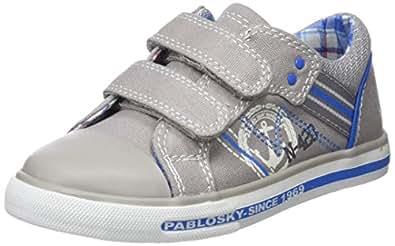 Pablosky Jungen 948250 Sneakers, Grau (Gris 948250), 33 EU