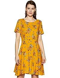 People Rayon a-line Dress